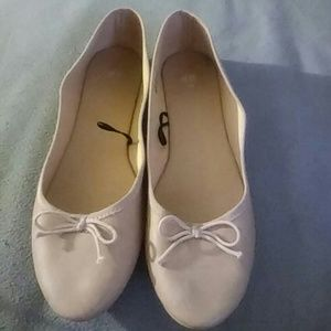 H&M Flat Shoes Mauve Size 8.5